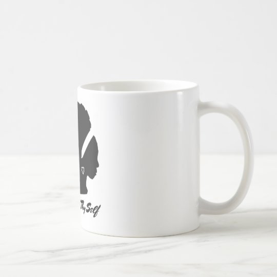 Know Thy Self Coffee Mug