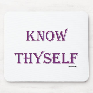 Know Thyself Mouse Pad