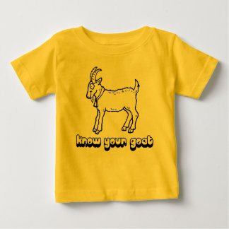 Know Your Goat Tee Shirts