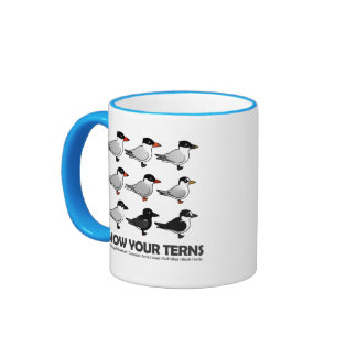 Know Your Terns Coffee Mugs