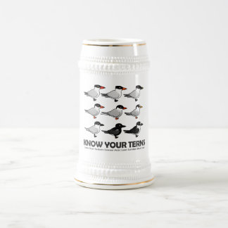 Know Your Terns Coffee Mug