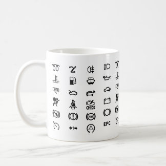 Know Your Warning Signs Mugs