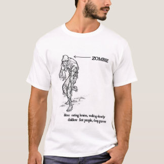 KNOW YOUR ZOMBIE T-Shirt