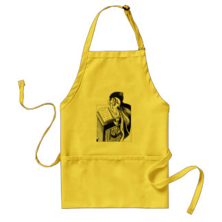 Knowledge is Power... Adult Apron
