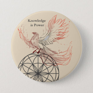 Knowledge is Power Button