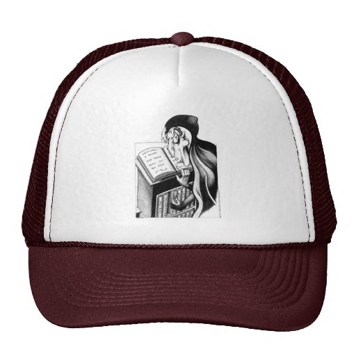 Knowledge is Power... Hat