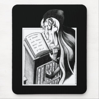 Knowledge is Power... Mouse Pad