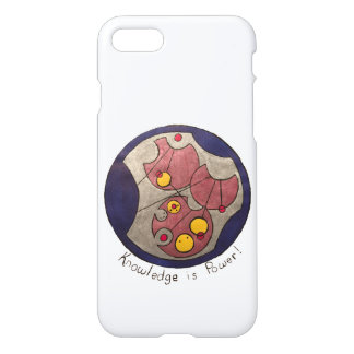 Knowledge is power Phone case