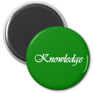 Knowledge - Personal Progress Value magnet