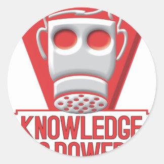 Knowledge Sticker