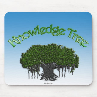 Knowledge Tree Mouse Pad