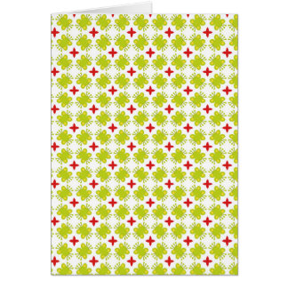 Knowledgeable Popular Efficient Green Greeting Card