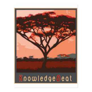 KnowledgeBeat Postcards