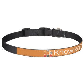 Knowledgent Large Dog Collar