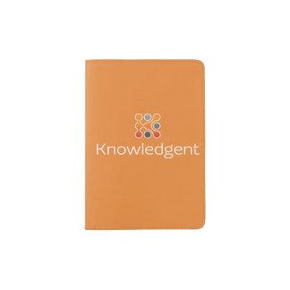 Knowledgent Passport Cover