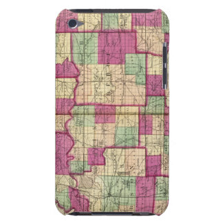 Knox County and Daviess County iPod Case-Mate Cases