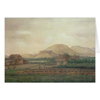 Knox Ranch, Idaho Card