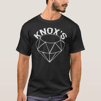 Knox T-Shirt in black
