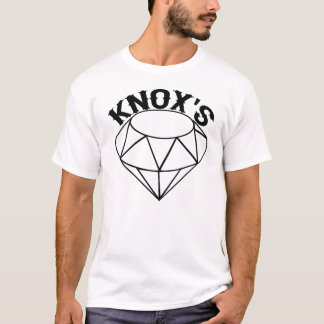 Knox T-Shirt in white