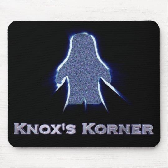 knoxskornersite mouse mat