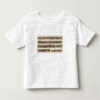 Knoxville, Chattanooga Toddler T-Shirt