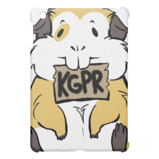Knoxville Guinea Pig Rescue iPad Case