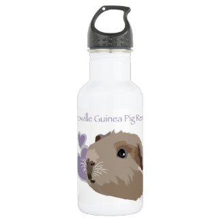 Knoxville Guinea Pig Rescue Water Bottle 532 Ml Water Bottle
