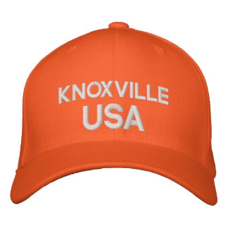 Knoxville Pride Cap Embroidered Hat