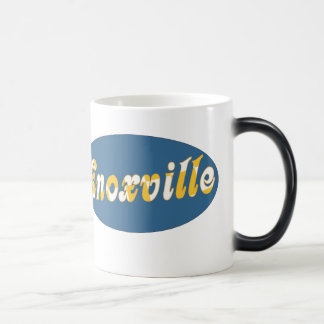 Knoxville roxville coffee morphing mug