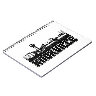 Knoxville Skyline Note Books