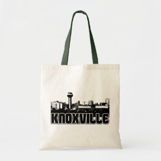 Knoxville Skyline Tote Bag