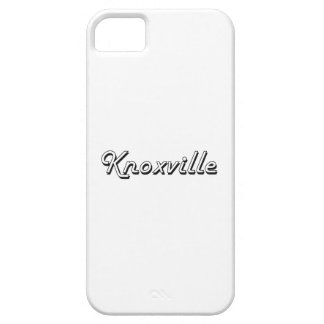 Knoxville Tennessee Classic Retro Design iPhone 5 Cover