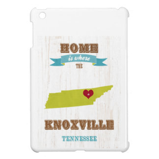 Knoxville, Tennessee Map – Home Is Where Cover For The iPad Mini