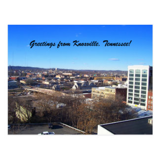 Knoxville, Tennessee Postcard