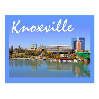 Knoxville Tennessee U S A Post Cards