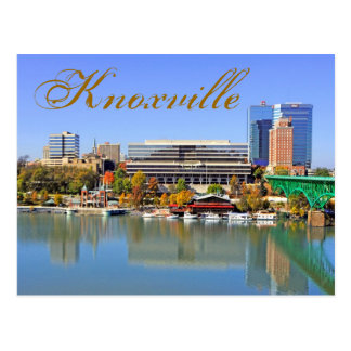 Knoxville, Tennessee, U.S.A. Postcard