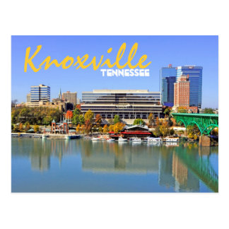 Knoxville, Tennessee, U.S.A. Post Cards