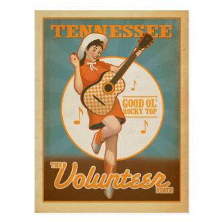 Knoxville, TN Postcard