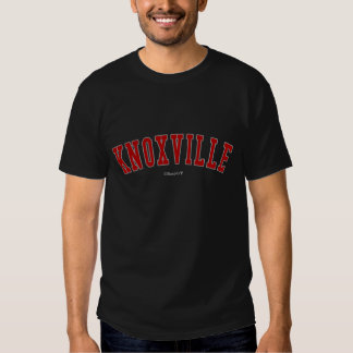 Knoxville Tshirts