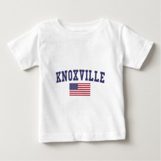 Knoxville US Flag Baby T-Shirt