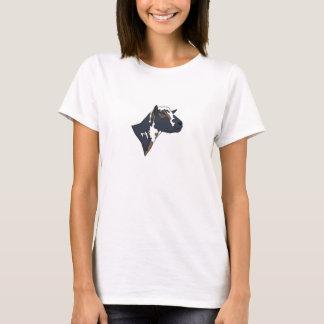 KNS Farm T-shirt: MINX T-Shirt