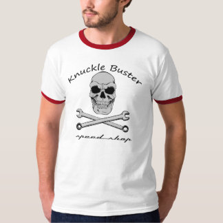 Knuckle Buster Speed Shop T-Shirt