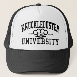 KnuckleDuster University Trucker Hat