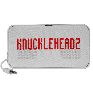 KnuckleHeadZ SpeakerZ Travelling Speakers