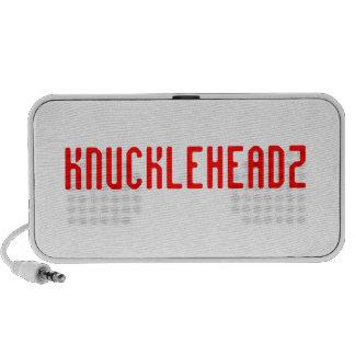 KnuckleHeadZ SpeakerZ Travel Speakers