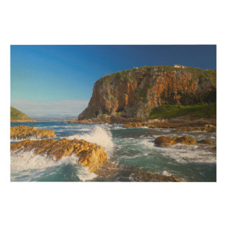 Knysna Heads, Garden Route, Western Cape 2 Wood Wall Art
