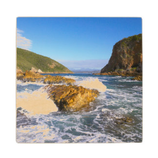 Knysna Heads, Garden Route, Western Cape Wood Coaster