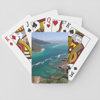 Knysna Lagoon, Garden Route, Western Cape Playing Cards