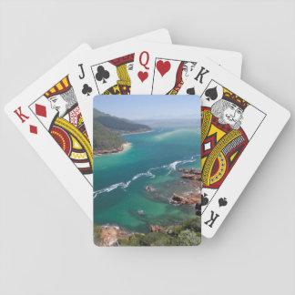 Knysna Lagoon, Garden Route, Western Cape Playing Cards