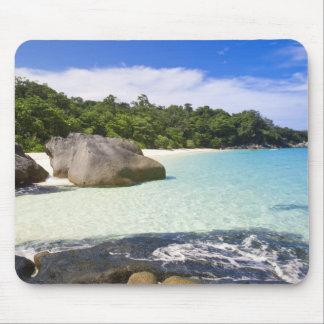 Ko Miang Island, Simil Islands on Andam Sea, Mouse Pad